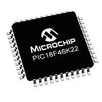 PIC18F46K22-I/PT SMD 8-Bit 64MHz Mikrodenetleyici TQFP-44