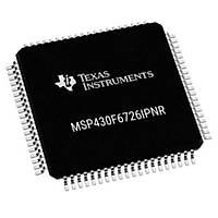 MSP430F6726IPNR Smd 16-Bit 25MHz Mikrodenetleyici LQFP-80
