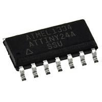 ATTINY24A-SSU 8-Bit 20MHz Mikrodenetleyici SOIC-14