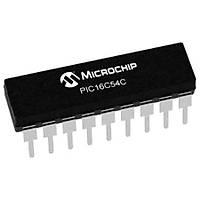 PIC16C54C-04/P DIP18 8-Bit 4MHz Mikrodenetleyici