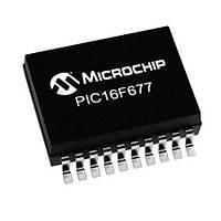 PIC16F677 I/SO SMD SOIC-20 8-Bit 20 MHz Mikrodenetleyici