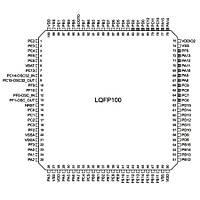 STM32F207VCT6 32-Bit 120Mhz Mikrodenetleyici LQFP100