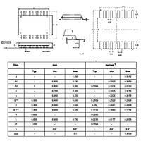 STM32F042F6P6 Smd 32 Bit 48MHz Mikrodenetleyici Tssop-20