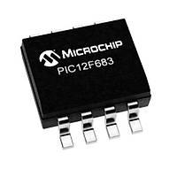 PIC12F683 I/SN SMD SOIC-8 8-Bit 20Mhz Mikrodenetleyici