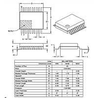 PIC16LF1827 I/SS Smd 8-Bit 32 MHz Mikrodenetleyici Ssop-20