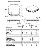 PIC24FJ128GB106 I/PT SMD 16-Bit 32MHz Mikrodenetleyici TQFP-64