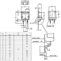 L7824CD2T-TR Smd 24V 1.5A Voltaj Regülatör To263-3