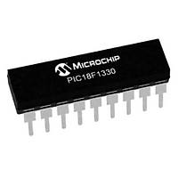 PIC18F1330 I/P 8-Bit 40MHz Mikrodenetleyici Dip-18