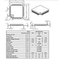 PIC18F66K80-I/PT SMD 8-Bit 64MHz Mikrodenetleyici TQFP-64