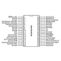 PIC18F4431 I/P DIP-40 8-Bit 40MHz Mikrodenetleyici