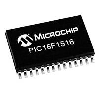 PIC16F1516 I/SO SMD SOIC-28 8-Bit 20 MHz Mikrodenetleyici