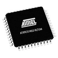 AT89C51RD2-RLTUM SMD 8-Bit 40MHz Mikrodenetleyici VQFP-44