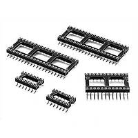 8 Pin Precision Entegre Soket