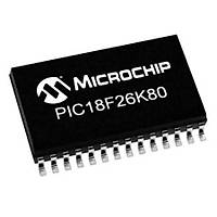 PIC18F26K80-I/SO SMD 8-Bit 64MHz Mikrodenetleyici SOIC-28