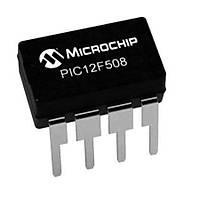PIC12F509 I/P 8-Bit 4Mhz Mikrodenetleyici DIP8