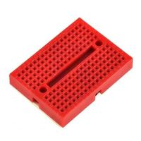 Mini Kýrmýzý Breadboard Arduino