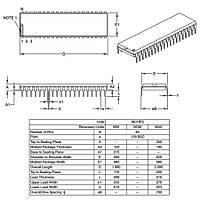 PIC18F45K50-I/P 8-Bit 48MHz Mikrodenetleyici Dip-40