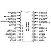 PIC18F4620 I/P DIP-40 8-Bit 40MHz Mikrodenetleyici