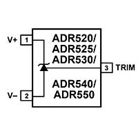 ADR525ARTZ-R2 Smd Voltaj Referans Entegresi Sot23-3
