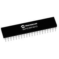 DSPIC30F4013-30I/P 16-Bit 30MIPs Mikrodenetleyici DIP-40