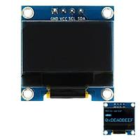 128x64 0.96 inch Oled Grafik Lcd Ekran - SSD1306 - 4 Pin I2C