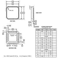ATMEGA328P-MU SMD 8-Bit 20Mhz Mikrodenetleyici VQFN32