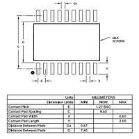 PIC16F1847-I/SO Smd 32Mhz 8-Bit Mikrodenetleyici Soic18