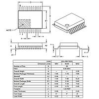 PIC16F1828 I/SS SMD SSOP-20 8-Bit 32 MHz Mikrodenetleyici