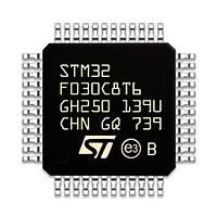 STM32F030C8T6 32-Bit 48Mhz Mikrodenetleyici LQFP48