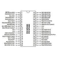 PIC18F4585 I/P DIP-40 8-Bit 40MHz Mikrodenetleyici