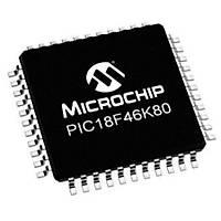 PIC18F46K80-I/PT SMD 8-Bit 64MHz Mikrodenetleyici TQFP-44