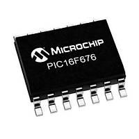 PIC16F676 I/SL SMD SOIC-14 8-Bit 20 MHz Mikrodenetleyici