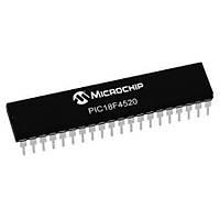 PIC18F4520 I/P DIP-40 8-Bit 40MHz Mikrodenetleyici