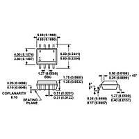 AD8602ARZ Smd Op-Amp Entegresi Soic-8