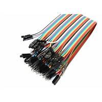 Upjaks Erkek-Diþi Jumper Kablo 40 Adet 20 cm Arduino