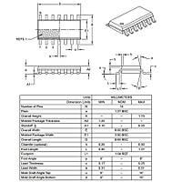 PIC16F505-I/SL 8-Bit 1.5KB 20MHz Soic14 Mikrodenetleyici