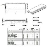 DSPIC30F4011-30I/P 16-Bit 30MIPs Mikrodenetleyici DIP-40