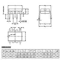 PCA82C251 Mikrodenetleyici Dip8