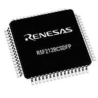 R5F212BCSDFP SMD 16-Bit 20MHz Mikrodenetleyici LFQFP-64