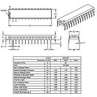 ENC28J60 I/SP Ethernet Denetleyici Entegresi Dip-28