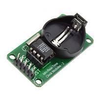 DS1302 Gerçek Zamanlý Saat (RTC) Modülü