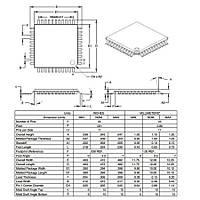 PIC18F452 I/PT SMD TQFP-44 8-Bit 40MHz Mikrodenetleyici