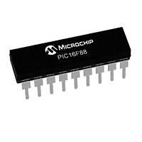 PIC16F88 I/P PDIP-18 8-Bit 20 MHz Mikrodenetleyici