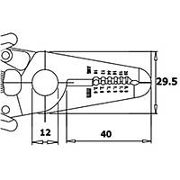 Antistatik Kablo Soyucu CSP.30.1D