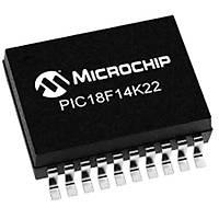 PIC18F14K22-I/SS 8-Bit 64MHz Mikrodenetleyici SSOP20