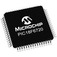 Pic18F6720-I/PT 8Bit 25MHz TQFP64 Mikrodenetleyici