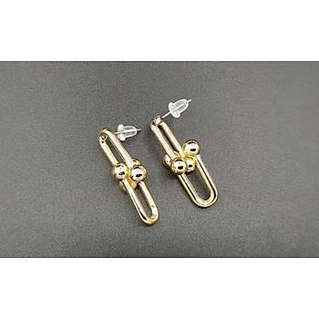 Tiffany Küpe -3- Gold