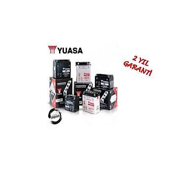 YUASA YIX30L-BS 12VOLT 30 AMPER AKÜ