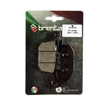 HONDA CBR 125 2004-2009 ARKA FREN BALATA BRENTA