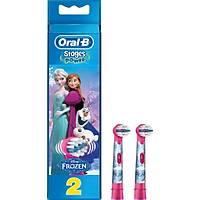 Oral-B Frozen Çocuklar Ýçin 2'li Diþ Fýrçasý Yedek Baþlýðý